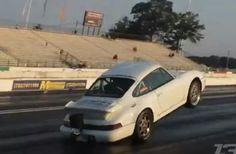 Porsche hoonage
