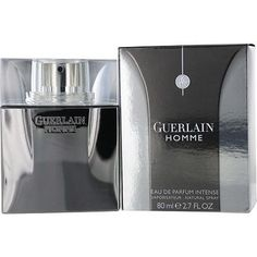 Guerlain Homme Intense by Guerlain Eau de Parfum Spray 2.7 oz