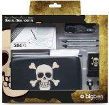 #Videogiochi #9: Pack Essential Pirates 3DS XL (illustrazioni diverse)