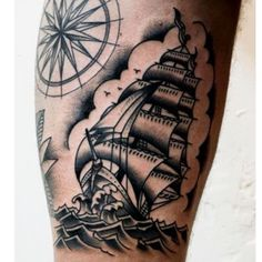 #tattoo #sailboat #veliero #tattooed #ink #inked #inkart #tattooart #tattoolife #tattoolove #tattoopassion #tattooinspiration #tattocommunity #lamoglietatuata