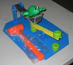 How To Build A Frog Flipper Carnival Game
