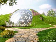 Собственный дом - геодезический купол это альтернатива классическому дому середины прошлого века. Именно за такими домами будущее домостроения, считают в Biodome Systems SRL из Румынии. Компания видит своей целью создавать здания, которые являются красивыми и функцион�