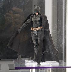 Updates S.H. Figuarts Dark Knight Batman, Joker & Suicide Squad Deadshot Figure Images