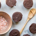 Try making this peanut butter cup recipe for the holidays to give to friends and family.