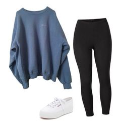 """""""Untitled #136"""" by alessiacaravetta on Polyvore featuring Venus, Superga and plus size clothing"""