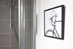 Loft Spaces, Wall Spaces, Contemporary Vanity, Waterproof Flooring, Underfloor Heating, Floor Finishes, Vanity Units, Large Furniture, Bathroom Interior Design