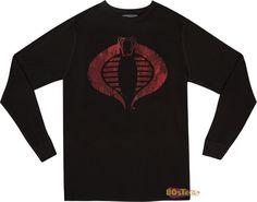 Cobra Commander Thermal Shirt