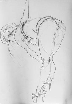 'Strip-Freeze' Radical Life Drawing! | Heidi Wigmore