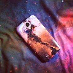 galaxy print galaxy case!