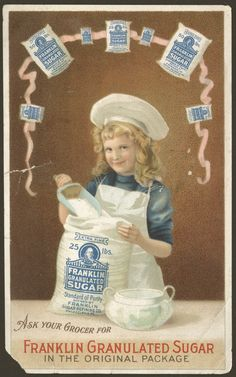 Ask your grocer for Franklin granulated sugar in the original package