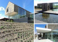 Le moellon (Rénovation) Pays de Herve, Belgium by Luc Spits Architecture