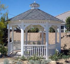 Gazebo On Pinterest Gazebo Ideas Screened Gazebo And