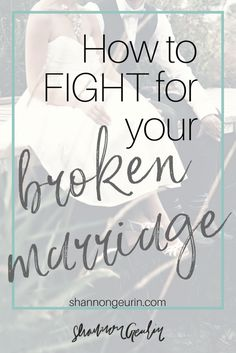 Fix your broken marriage. Is your marriage broken? Is so broken that you think it's beyond repair? Here are 10 important steps that you can take to fix your broken marriage. Godly Marriage, Healthy Marriage, Saving Your Marriage, Save My Marriage, Marriage Relationship, Marriage Tips, Happy Marriage, Fierce Marriage, Fighting For Your Marriage