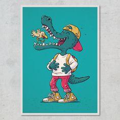 Mode, trends og diller kommer og går – men et godt grin mellem venner bliver aldrig umoderne! Bart Simpson, Fallout Vault, Fictional Characters, Design, Fashion, Design Comics