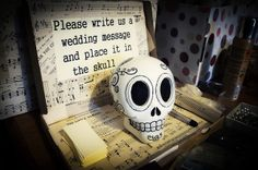 Guest book by Jill Sawyer Phypers, via Flickr