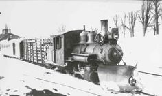 Two-footer in the snow | Classic Trains Magazine