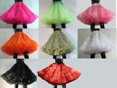 46529217e12f One of the questions I get asked on an almost weekly basis is regarding  petticoats - where to get them, do we sell them, best value for money, ...
