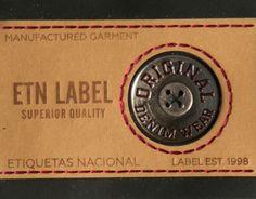 Etiquetas Nacional