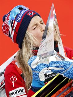 Therese Johaug wins Tour de Ski for the second time.