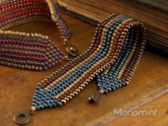 Bracelet perles modèle - Arrowood Herringbone