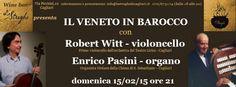 IL VENETO IN BAROCCO – LE STREGHE -CAGLIARI – DOMENICA 15 FEBBRAIO 2015