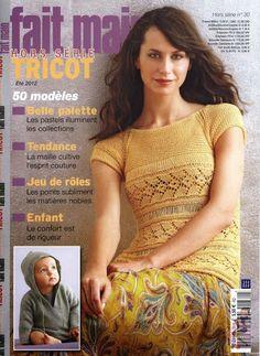 Fait main 30 - Les tricots de Loulou - Picasa Albums Web