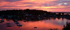 Bailey Island, ME..discovered this after seeing a Travel Channel show about Maine...absolute heaven on Earth