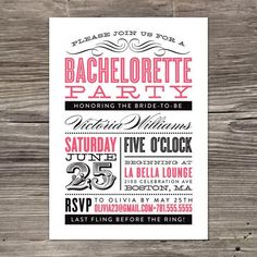Tips on How to Throw a Classy Bachelorette Party