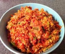 Recipe Sundried Tomato, Chilli, Cashew & Capsicum Dip by arwen.thermomix - Recipe of category Sauces, dips & spreads Radish Recipes, Dip Recipes, Paleo Recipes, Cooking Recipes, Cantaloupe Recipes, Savoury Recipes, Sundried Tomato Dip, Mulberry Recipes, Recipes