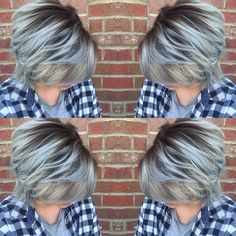 wella color always wins. silver hair for the gods. 90ac907dd0d0
