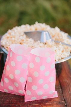 Napa Valley Wedding from Jessica Burke + Off the Beaten Path Movie Party, Party Time, Food Inspiration, Wedding Inspiration, Wedding Ideas, Popcorn Bar, Truffle Popcorn, Pink Popcorn, Pop Corn