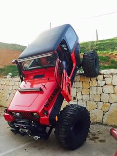 You can't keep a Jeep down