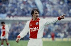 Ajax to rename its stadium after Johan Cruyff Football Icon, Sport Football, Sparta Rotterdam, Afc Ajax, Good Soccer Players, Football Pictures, Vintage Football, Club, Ronaldo