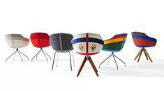Shop the Canal Chair and more contemporary furniture designs by Moooi at Haute Living. Mobiles, Milan Design Week 2017, Old Chairs, High Chairs, Lounge Chairs, Cafe Chairs, Dining Chairs, Space Furniture, Contract Furniture