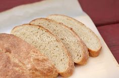 My Kitchen Snippets: Rustic Whole Wheat No Knead Bread