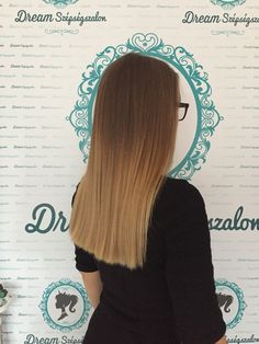 Ombre hair haircut hajvágás festés Dream szepsegszalon Debrecen www.dreamszepsegszalon.hu 0670:942-0313