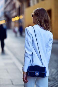 blue chanel
