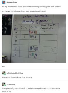 23 Funny Tumblr Posts About How Weird School Can Be