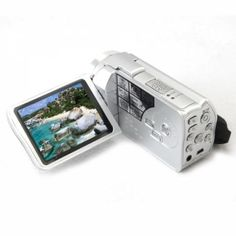 8X Digital Zoom  Video Camera
