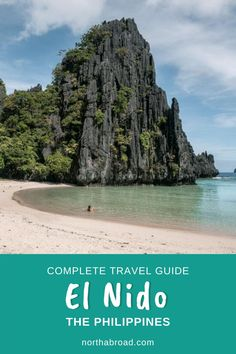 Plan to visit El Nido, Palawan in the Philippines? Check out our travel guide with what to do, when to go, where to eat and best hotels in the gateway to the wonderful Bacuit Archipelago   beautiful beaches and tips for boat tours to amazing islands. #elnido #philippines #asia #travel