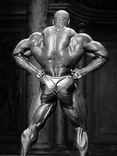 Ronnie Coleman one and only