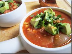Slow Cooker Chicken Tequila Soup