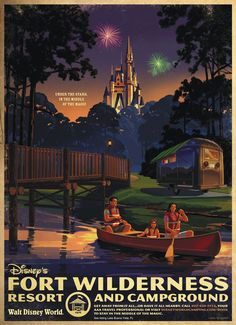 disney's fort wilderness resort campground | Disney's Fort Wilderness Resort & Campground - Orlando Florida | AAA ...