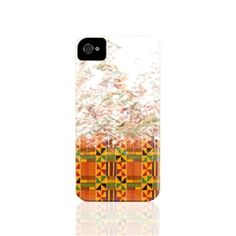 Zaina Flame iPhone 4(s) Case www.kende.co.uk