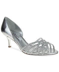 57f8baf1297 Nina Coastal Evening Pumps Evening Shoes