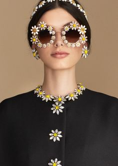 Dolce & Gabbana Women's Daisy Collection Summer 2016 | Dolce & Gabbana