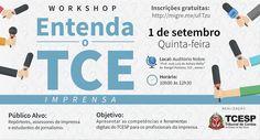 Amorim Sangue Novo: Tribunal de Contas realizará workshop para jornalistas