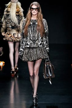 Roberto Cavalli Fall 2012 Ready-to-Wear Collection Photos - Vogue