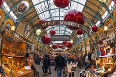 7 Things You Might Not Have Done In Covent Garden Market | Londonist