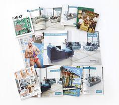 Fama continúa en junio con su campaña en revistas.